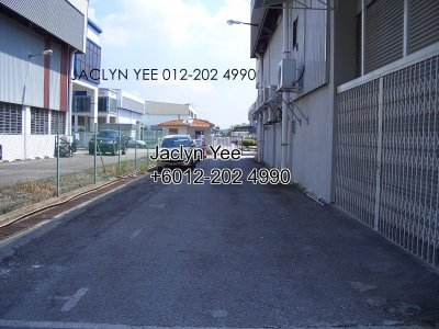 1-1/2 Storey Semi-Detached Factory @ Temasya Industrial Park, Glenmarie