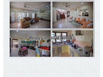 2.5 Storey Bungalow for Sale, at BK6, Bandar Kinrara, Puchong