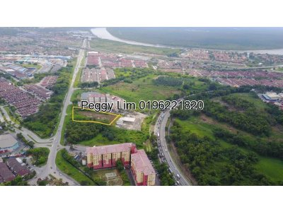 1.78 Acres Commercial Land Sungai Aur For Sale, Klang Selangor