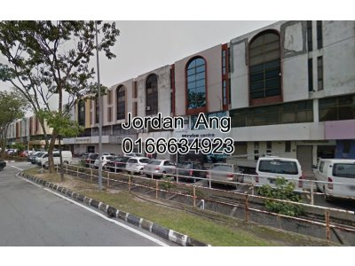 Ground Floor Shop In Cheras