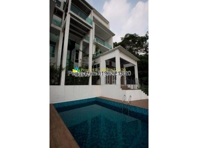 Bungalow House Bukit Pantai, Bangsar For Sale
