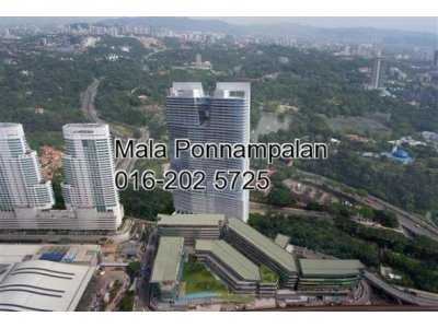 1,012 sq ft @ Q Sentral, KL Sentral [VACANT UNIT]