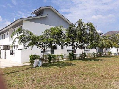 2 Storey Terrace House Endlot M Residence Rawang 2 For Sale, Rawang Selangor