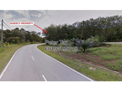 6 acres Agricultural Land at Bentong, Pahang
