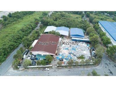 Factory For Sale , Pulau Indah, West Port Klang, 106,412sq ft