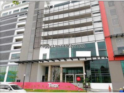 Office Spaces, The Trax, Jalan Chan Sow Lin, Kuala Lumpur For Sale