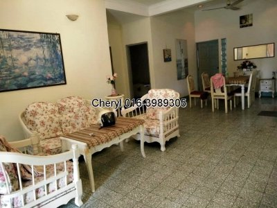 1.5 Storey Bungalow in Section 6, PJ