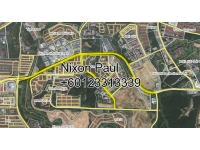 Development Land along Bukit Jalil Highway near Bandar Kinrara