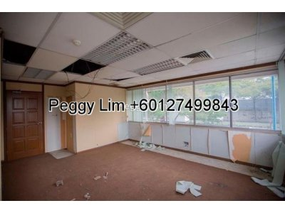 Factory Bungalow for Rent @ Section 16, Shah Alam, Selangor
