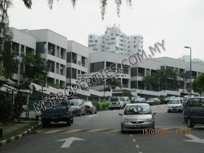 Bangsar Heights, Bangsar (SOLD)