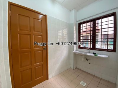 2 Storey Terrace House for Rent @ Taman Puchong Prima