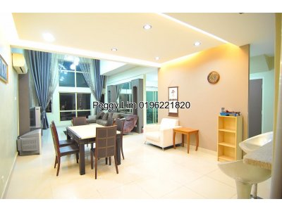 East Lake Penthouse To Let Seri Kembangan