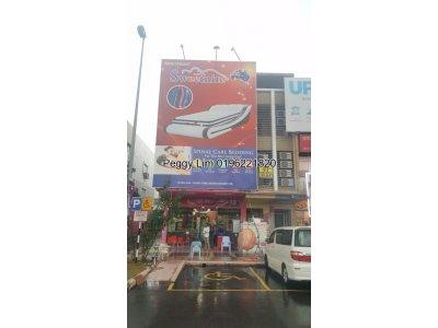 Endlot Shop Bandar Botanic For Sale, Klang Selangor