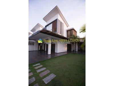 2.5sty Endlot House For Sale, Taman Putra Prima 8a, Putra Prima, Puchong