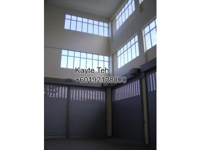 3 Storey Semi-Detached Factory @ iParc 1, Seksyen U8, Bukit Jelutong