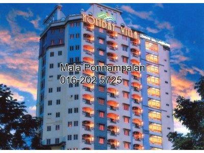 Holiday Villa, Jalan Ampang