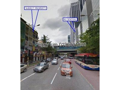 2 Unit Ground Floor Hotel Lobby, for Rent at Jalan Tun Sambanthan, Brickfields, (Opp NU Sentral)