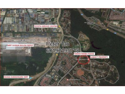2 Adjoining Lots at Section 9, Kota Damansara