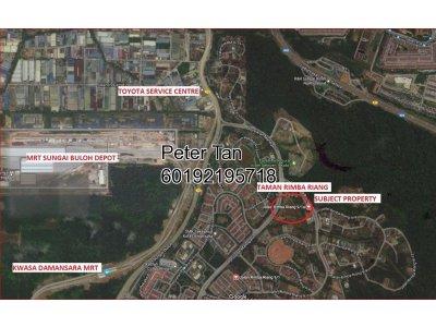 2 Adjoining Lots at Section 9, Kota Damansara
