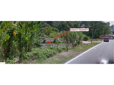 Sale of Commercial Land @ Pasir Bogak, Pangkor Island