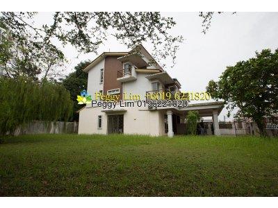 3sty Semi-D Corner House For Sale, Taman Kipark Puchong, Puchong