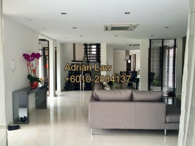 Bungalow house in Ukay Heights, Ampang
