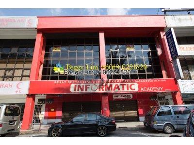 3sty Shop For Sale , Jalan Tun Dr. Ismail, Seremban