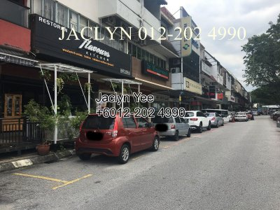 Ground Floor Shop @ Taman Tun Dr Ismail, KL