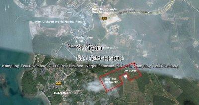 Agricultural Land @ Si Rusa, Port Dickson, Negeri Sembilan