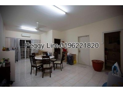 Puteri Bayu Apartment Bandar Puteri Puchong For Sale