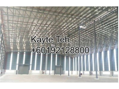 Factory for rent at Sendayan Tech Valley