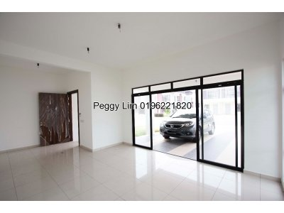 2sty Semi D House For Sale, Setia Ecohill Semenyih, Selangor. Land Area: 2818sq ft