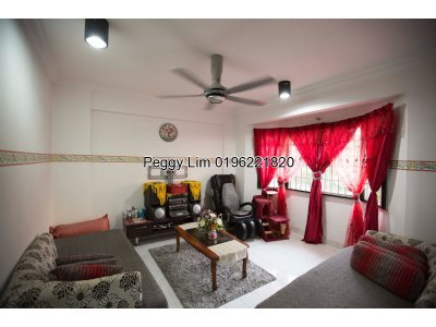 Aman Puri Apartment For Sale, Kepong
