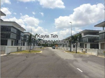 Semi Detached Factory at Taman Industri Meranti Jaya, Puchong, Selangor