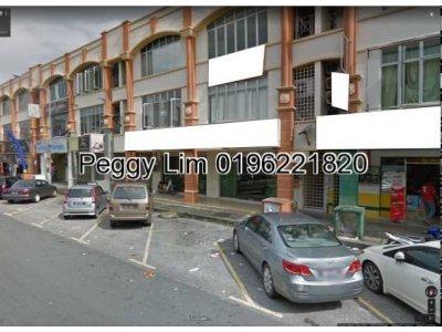 3 Storey Shoplot, Taman Puchong Utama, Puchong, For Sale