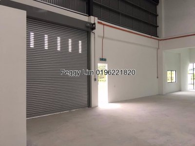 1.5 storey Factory For Sale, Taman Ekoperniagaan, Johor Bahru.