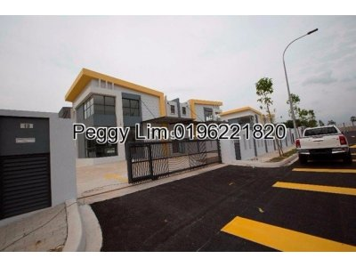 2Storey Semi- Detached Factory Brand New Lekas For Sale, Semenyih Selangor