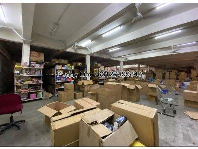 Taman Ehsan Kepong Factory for Sale