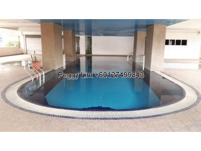 Condominium for rent at Sri Emas (Bukit Bintang).