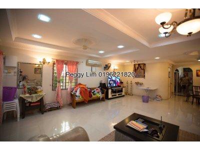 2sty Terrace House, Taman Wangsa Permai, Kepong