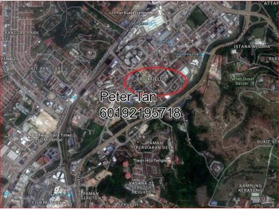 2 Adjoining lots of Development Land at Brickfields, KL
