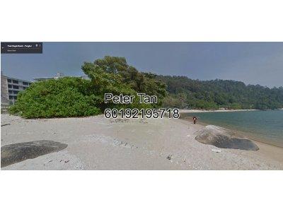 Island Beach Land @ Pangkor Island, Perak