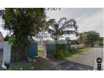 Prime Location-Residential Land Along Lingkungan