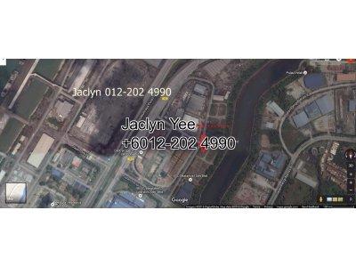 Industrial Land @ Pulau Indah Industrial Park