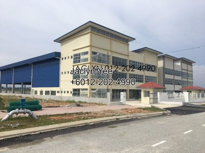Detached Factory @ Elmina East Industrial Park, Shah Alam