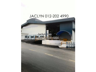 Detached Factory @ Tuanku Jaafar Industrial Estate, Senawang