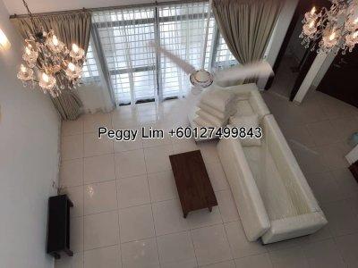 3 Storey Bungalow for rent at Mutiara Homes, Damansara