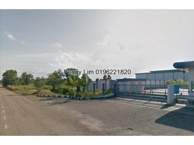 Factory Heavy Industrial for Sale, at Tanjung Langsat, Pasir Gudang, Johor
