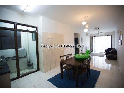 Indah Alam Condominium, Jalan Jubli Perak 22, Seksyen 22, Shah Alam