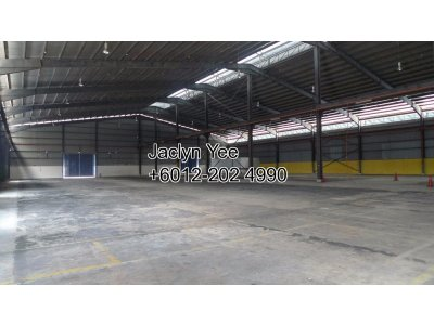 Detached building with 3 Storey Office 1 Storey Factory @ Subang